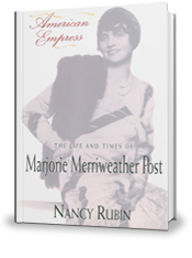 Book cover for the American Empress