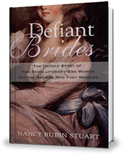 Book cover for Defiant Brides