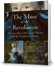 Book cover for the Muse of the Revolution