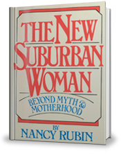 Book cover for the New Suburban Woman